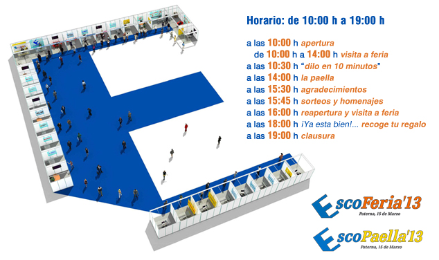 EscoFeria EscoPaella 2013