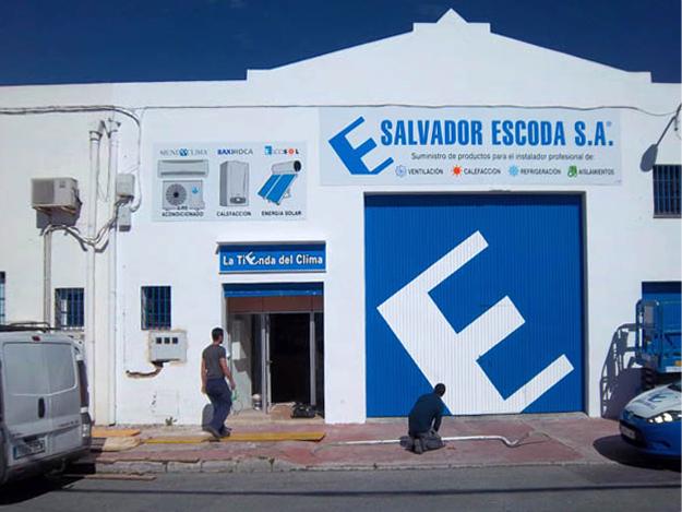 Apertura nueva delagación Salvador Escoda en Marbella
