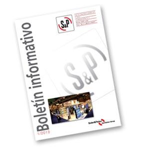 Nuevo Boletín Informativo 2013 S&P