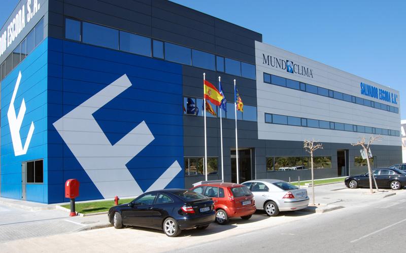 Nuevo Centro Logístico de Paterna