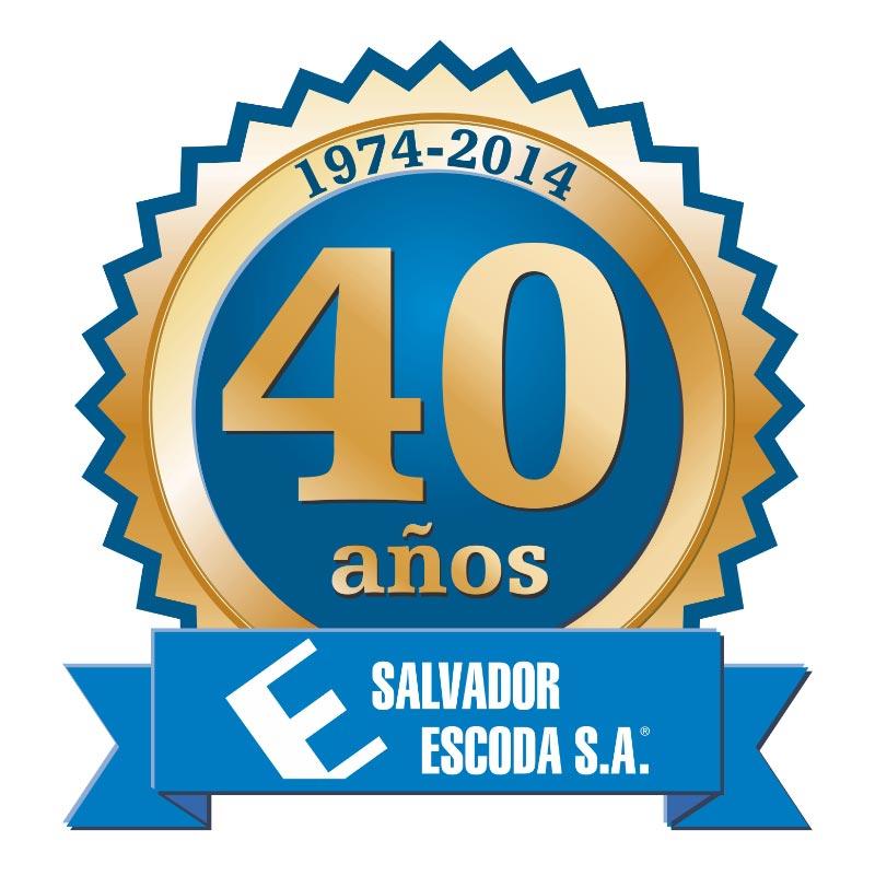 Salvador Escoda 40 Aniversario
