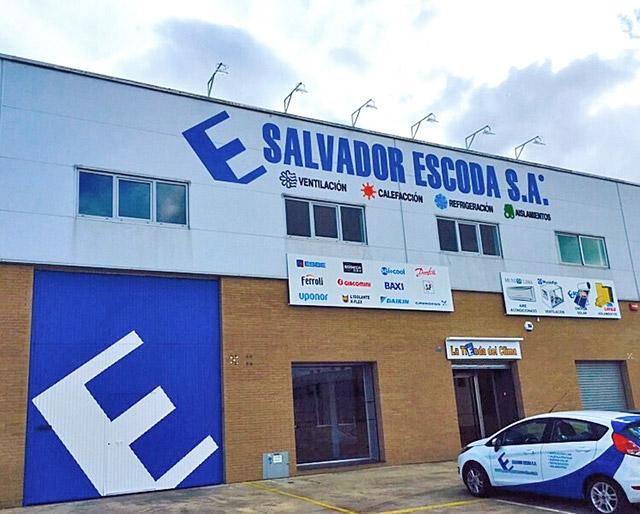 Merida Salvador Escoda
