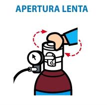 La utilización segura del Acetileno - apertura lenta