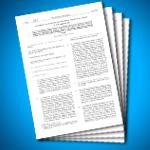 Reglamento sobre Normalización Europea 25 octubre 2012