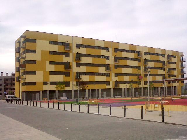 48 viviendas en Santa Perpetua de Moguda