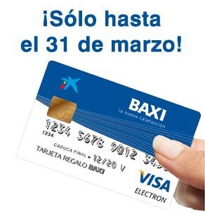 Club Baxi Fidelity tarjeta