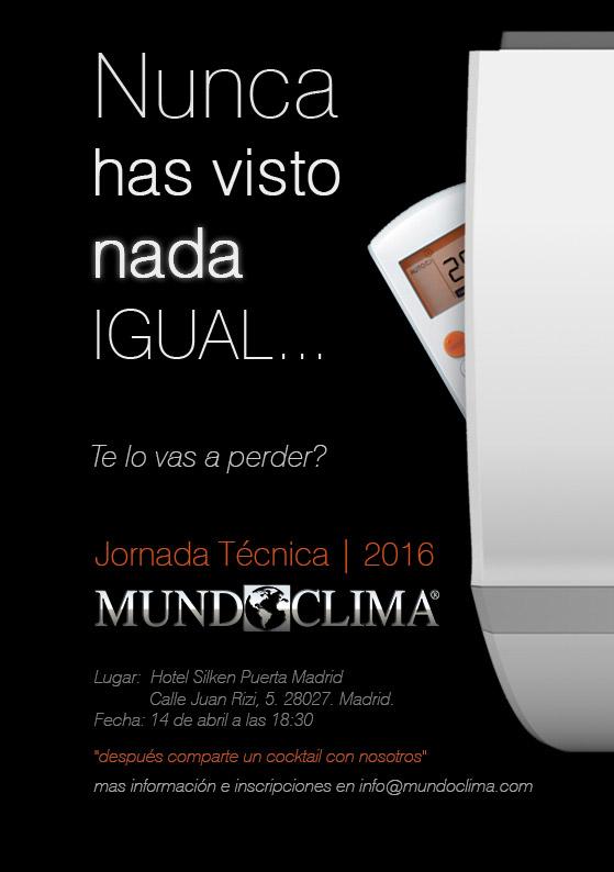 FOLLETO EVENTO CLIMA MADRID 14.04.16