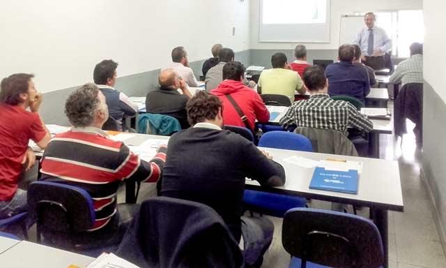Jornada técnica Seiwater en Toledo