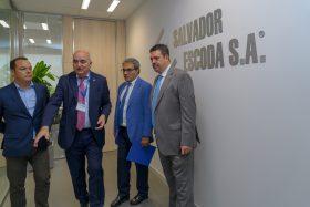 Inauguración San Fernando de Henares